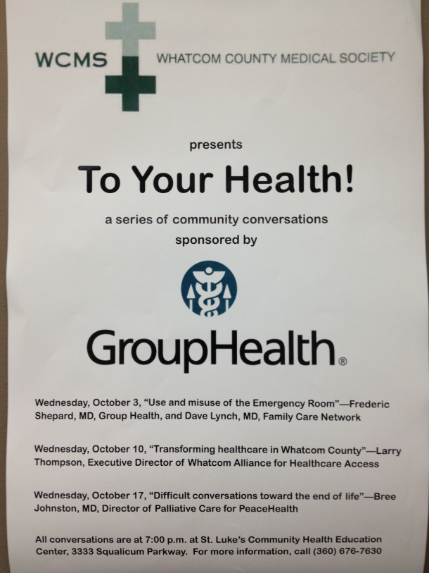 Health Care: A Community Conversation